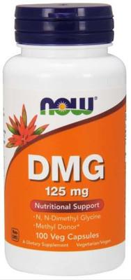 Now Foods DMG 125mg