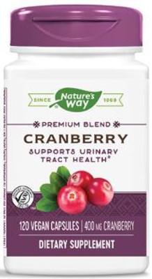 Nature's Way Cranberry