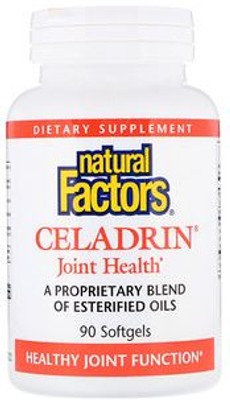 Natural Factors Celadrin