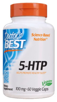 Doctor's Best, Doctors Best, 5-HTP, Tasman Health, Sleep, Mood Regulation