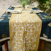 organic cotton table lines