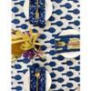 Nilampuri Blue Cloth Napkins
