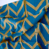 blue tablecloth napkins