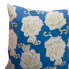 rose gold indigo pillow