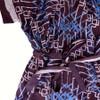 purple blue zoom wear