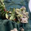 Rose Harvest Apron