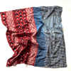 block print neckerchief