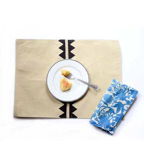 Zag Placemat