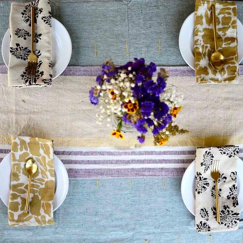 fair trade tablecloth