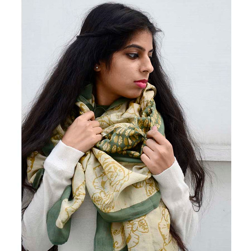 light-green-fashion-scarf