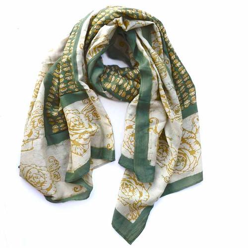 rose-gold-fashion-scarf