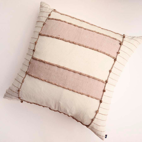 eco friendly 22 inch throw pillow