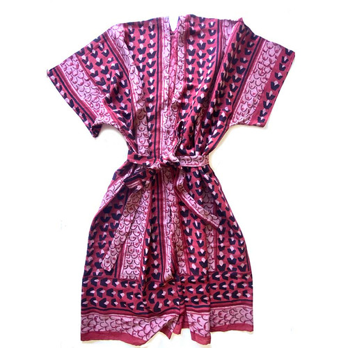 Red Kimono Rob