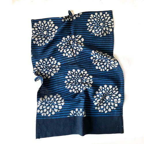 Clematis Tea Towel