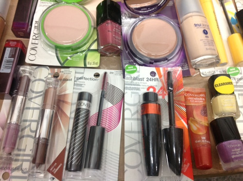 New Overstock  CoverGirl Cosmetics & Accessories