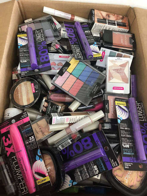 Wet and Wild cosmetics by the case new mix!
