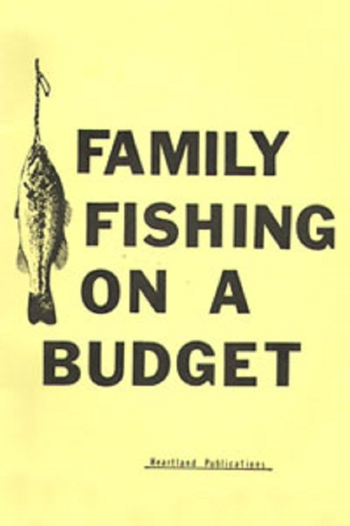Book. Family Fishing on a Budget
