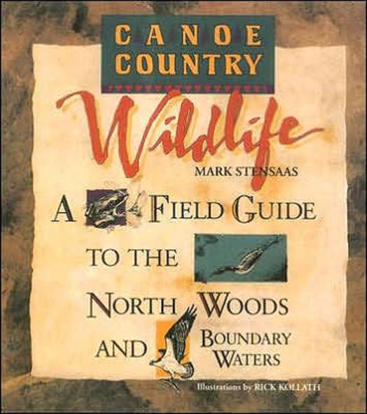 Book. Canoe Country Wildlife