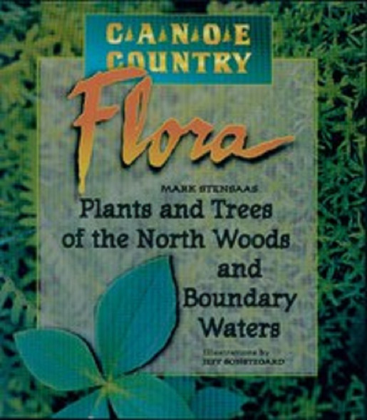 Book. Canoe Country Flora