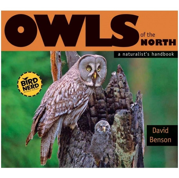 Book. Owls of the North