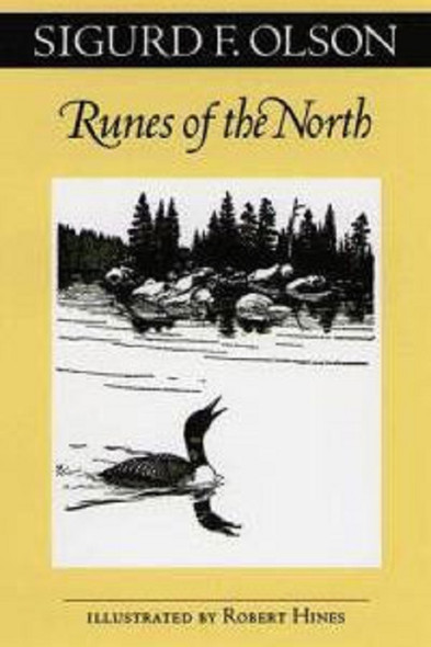 Book. Runes of the North