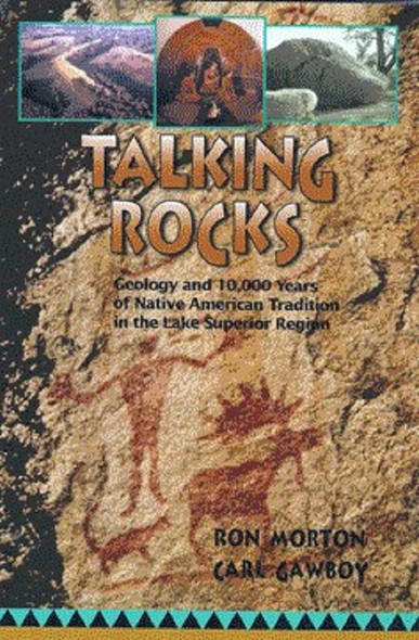Book. Talking Rocks
