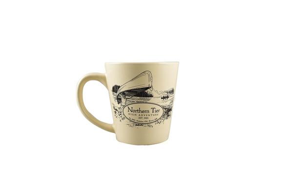 Northern Tier Cream Mug
