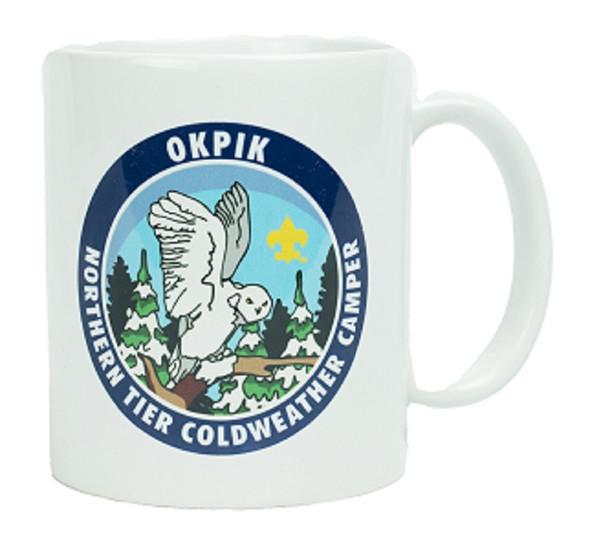 Mug. Ceramic, Okpik