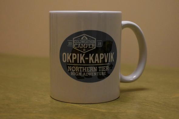 Mug. Ceramic, Kapvik