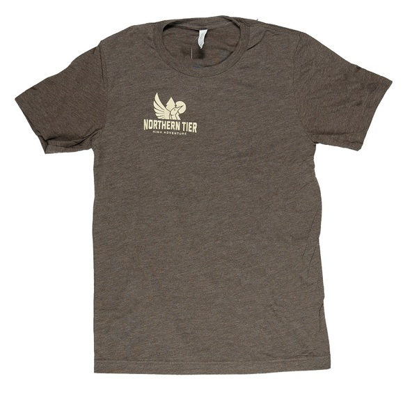 T-Shirt. Portage Lies