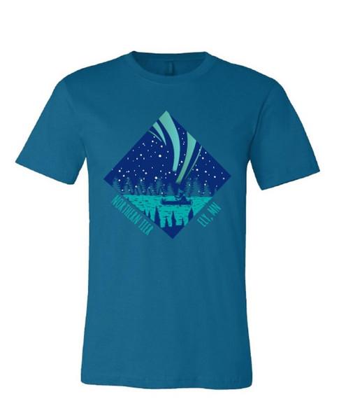 T-Shirt. Starry Ely Diamond
