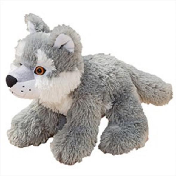 Stuffed. Wolf