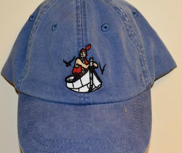 Hat. Cap. Ely Patch Piece