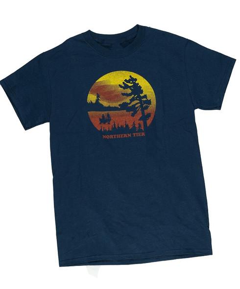 T-Shirt. Retro Nt