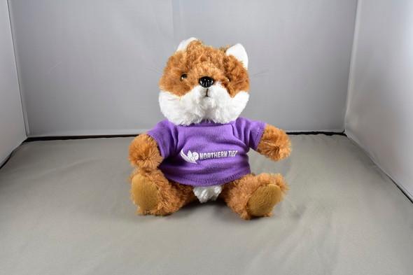 Stuffed. Fox. Nt Shirt