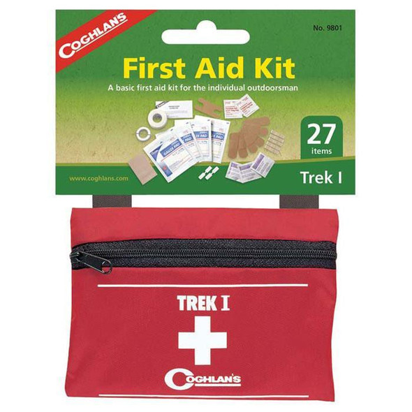 First Aid Kit. Trek I