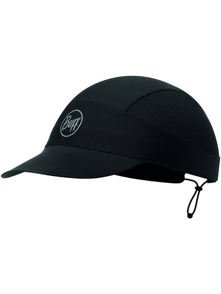 Buff.Hat. Pack Run Cap R-Black