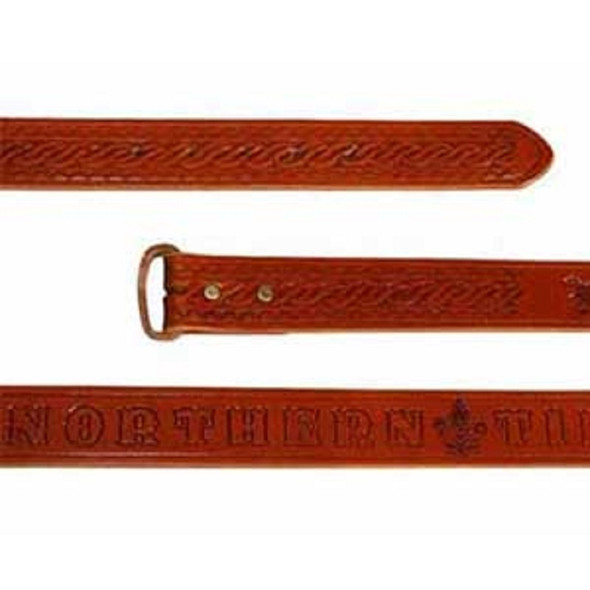 Belt. Leather Nt