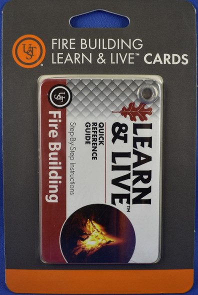 Cards. Fire Building