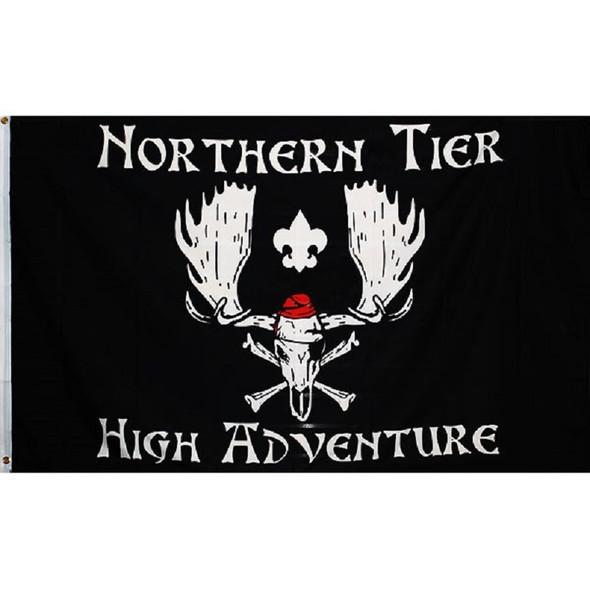 Flag. Pirate Moose