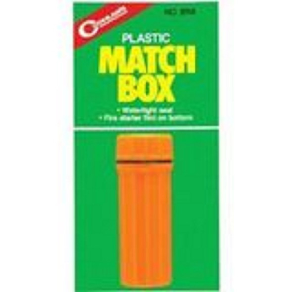 Match Box. Plastic