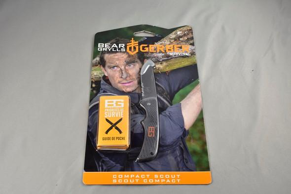 Knife. Bear Grylls Compact