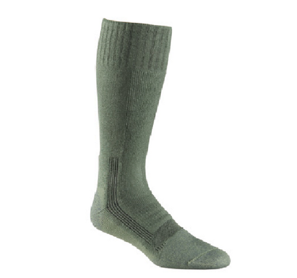 Socks. Fr. Military Green