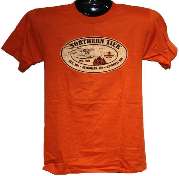 T-Shirt. Float Plane Ntier
