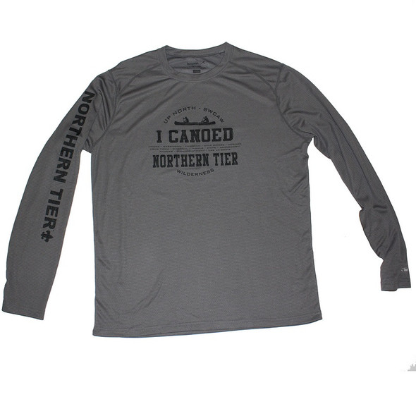 T-Shirt. I Canoed. Ls