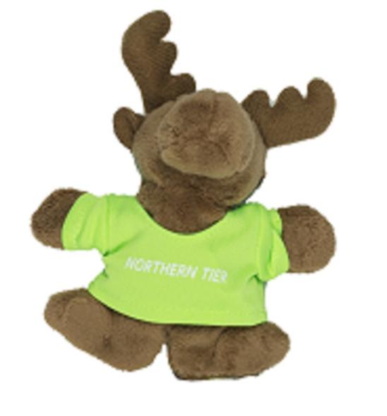 Magnet. Stuffed. Moose