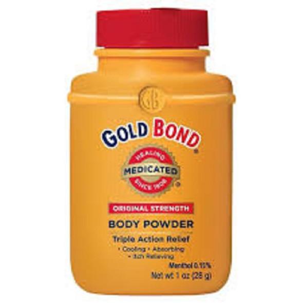 Gold Bond Powder Medicated 1Oz