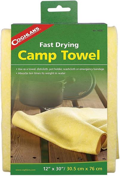Towel. Camp