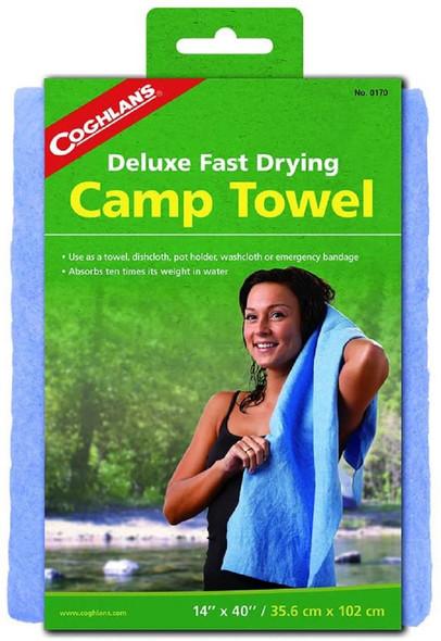 Towel. Deluxe Camp