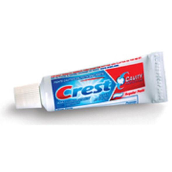 Toothpaste. Crest